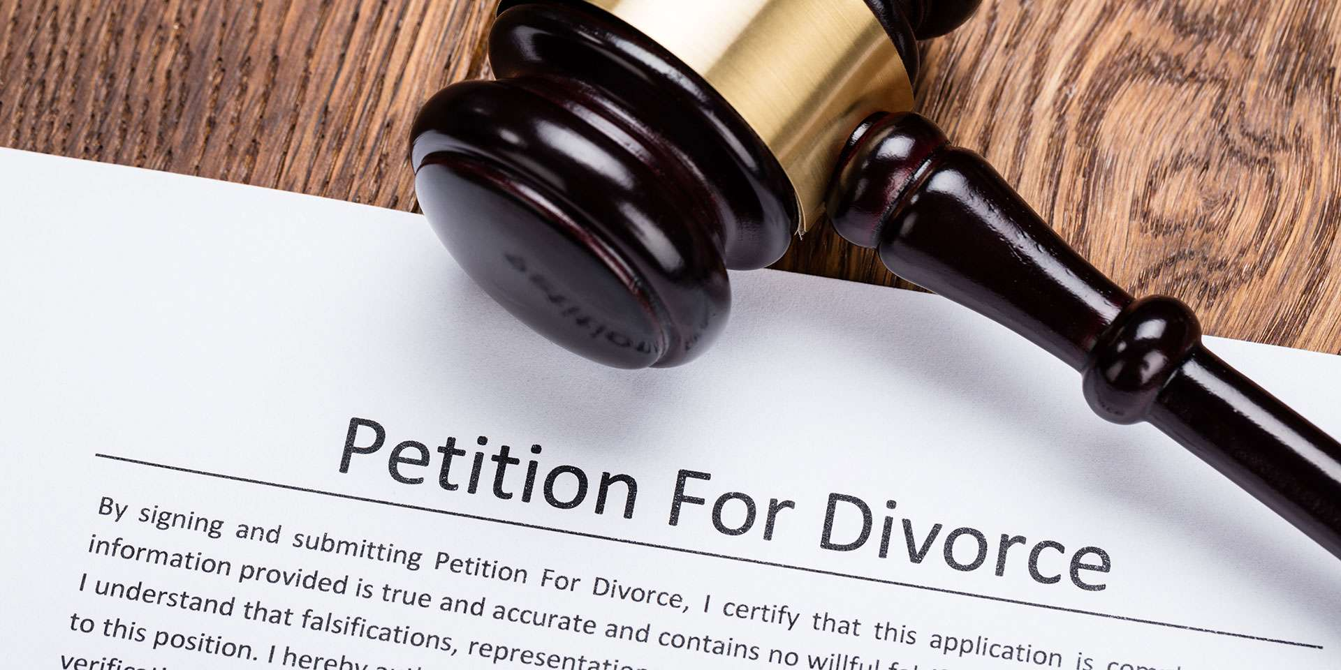 joint application for divorce